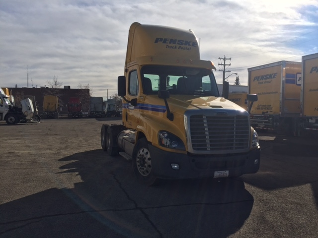 Day Cab Tractor-Heavy Duty Tractors-Freightliner-2013-Cascadia 12564ST-EDMONTON-AB-317,228 km-$55,250