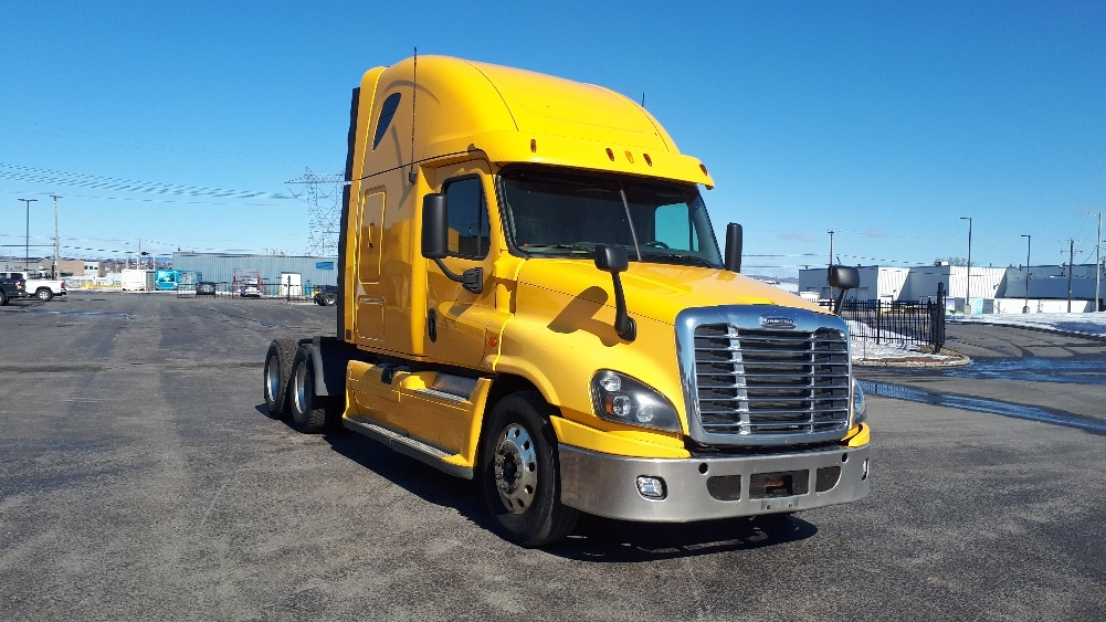 Sleeper Tractor-Heavy Duty Tractors-Freightliner-2013-Cascadia 12564ST-STE-FOY-PQ-786,577 km-$47,750