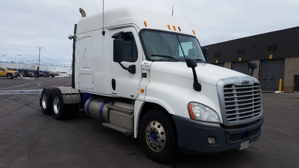 Sleeper Tractor-Heavy Duty Tractors-Freightliner-2012-Cascadia 12564ST-STE-FOY-PQ-670,704 km-$45,000