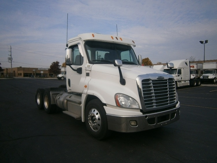 Day Cab Tractor-Heavy Duty Tractors-Freightliner-2012-Cascadia 12564ST-MISSISSAUGA-ON-407,314 km-$53,500