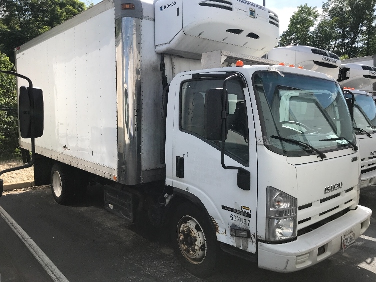 Reefer Truck-Light and Medium Duty Trucks-Isuzu-2012-NQR-JESSUP-MD-203,538 miles-$29,000
