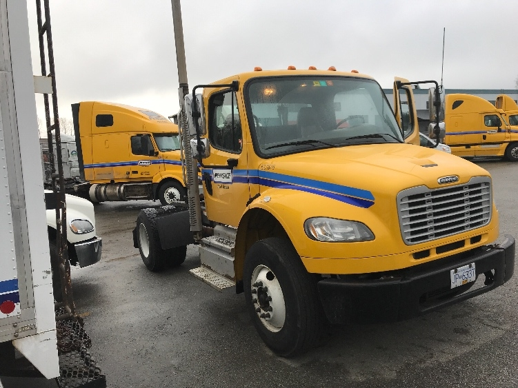 Day Cab Tractor-Heavy Duty Tractors-Freightliner-2013-M2-DELTA-BC-143,366 km-$38,750