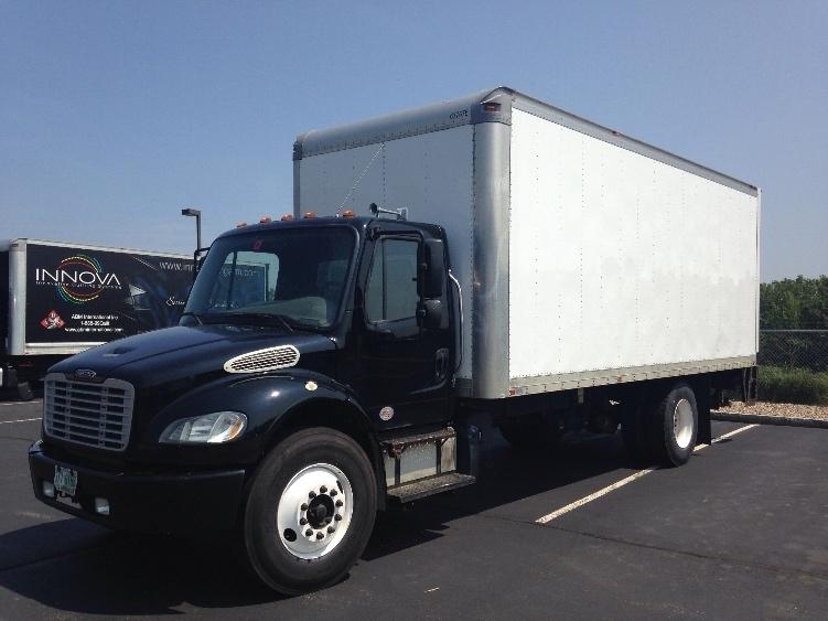 Medium Duty Box Truck-Light and Medium Duty Trucks-Freightliner-2013-M2-LONDONDERRY-NH-220,938 miles-$30,500