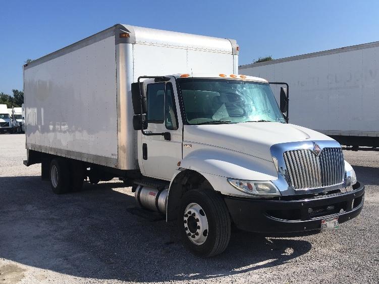 Medium Duty Box Truck-Light and Medium Duty Trucks-International-2012-4300M7LP-NASHVILLE-TN-208,197 miles-$8,000