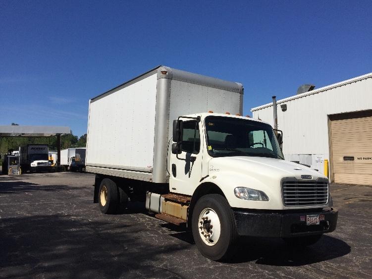 Medium Duty Box Truck-Light and Medium Duty Trucks-Freightliner-2012-M2-AUBURN-MA-415,978 miles-$23,250