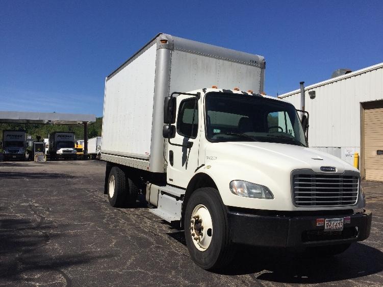 Medium Duty Box Truck-Light and Medium Duty Trucks-Freightliner-2012-M2-AUBURN-MA-320,995 miles-$23,250