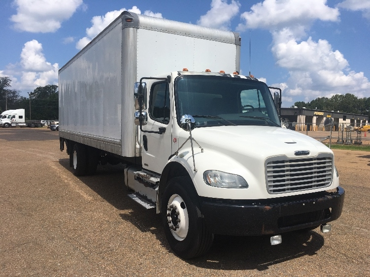 Medium Duty Box Truck-Light and Medium Duty Trucks-Freightliner-2012-M2-JACKSON-MS-280,184 miles-$23,250