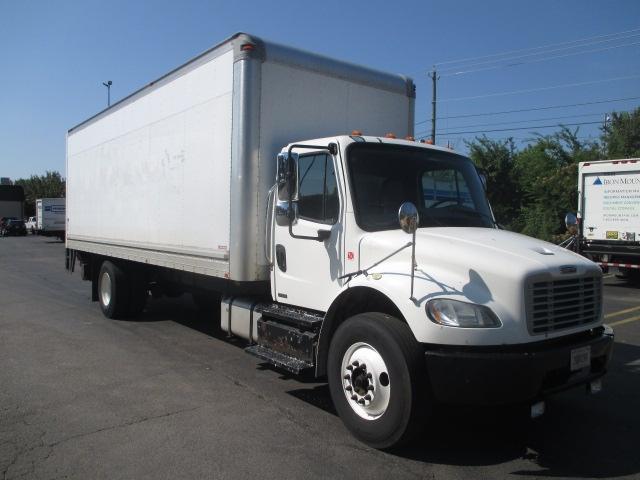 Medium Duty Box Truck-Light and Medium Duty Trucks-Freightliner-2012-M2-KNOXVILLE-TN-293,546 miles-$20,000
