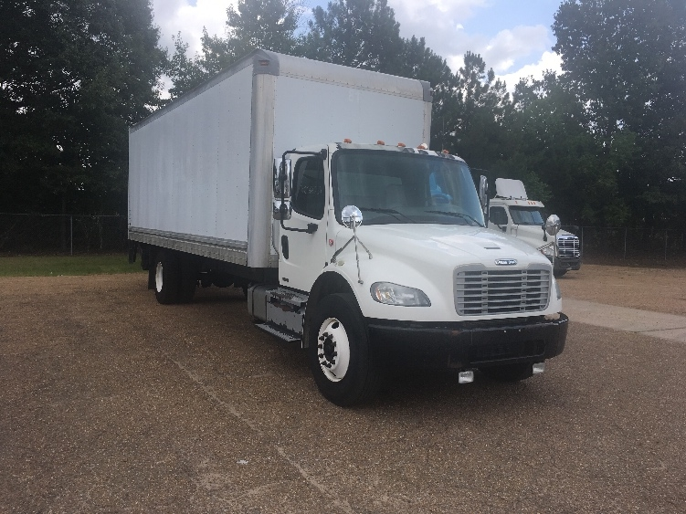 Medium Duty Box Truck-Light and Medium Duty Trucks-Freightliner-2012-M2-JACKSON-MS-306,300 miles-$23,250