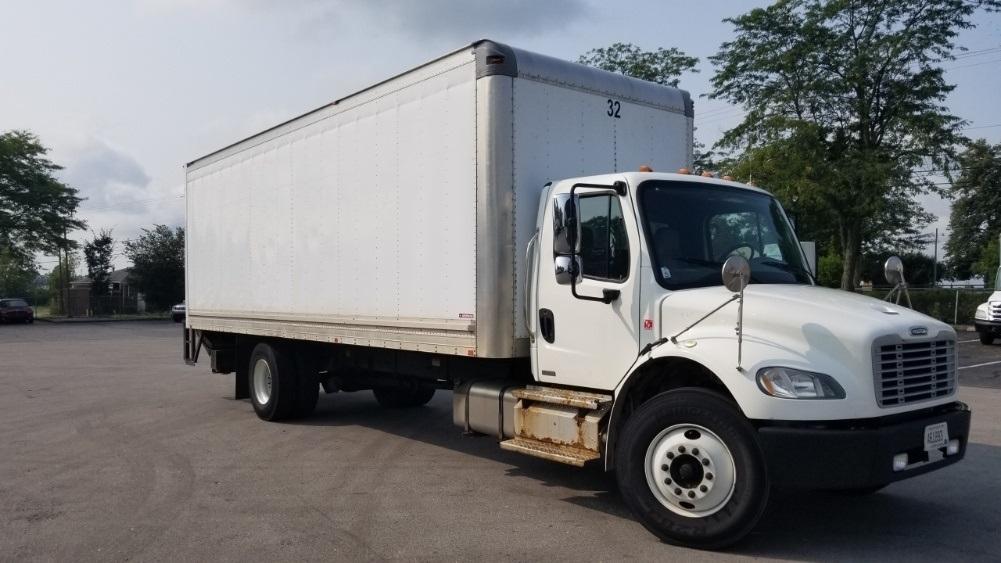 Medium Duty Box Truck-Light and Medium Duty Trucks-Freightliner-2012-M2-LEXINGTON-KY-188,000 miles-$28,000