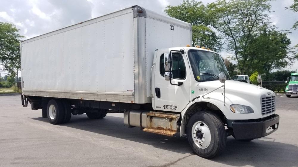 Medium Duty Box Truck-Light and Medium Duty Trucks-Freightliner-2012-M2-LEXINGTON-KY-197,345 miles-$27,250