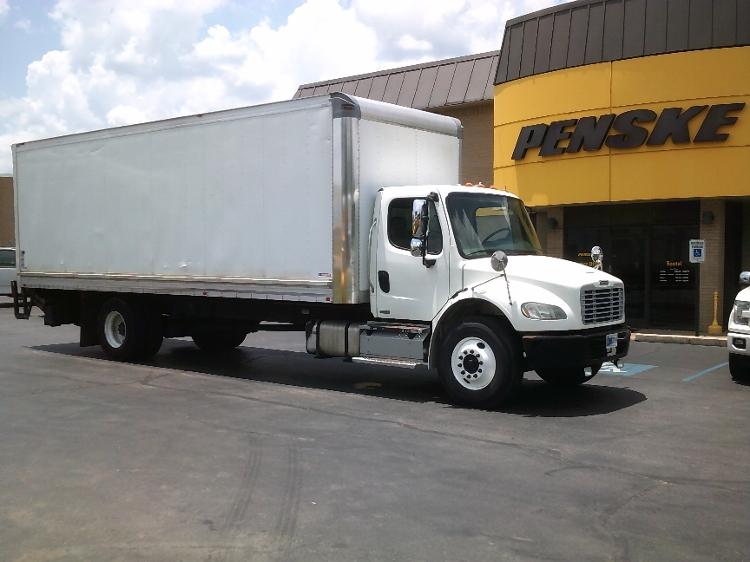 Medium Duty Box Truck-Light and Medium Duty Trucks-Freightliner-2012-M2-JACKSON-TN-143,523 miles-$30,250