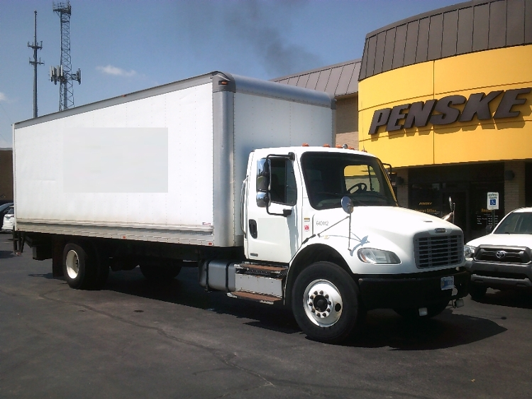 Medium Duty Box Truck-Light and Medium Duty Trucks-Freightliner-2012-M2-BELDEN-MS-247,588 miles-$22,000