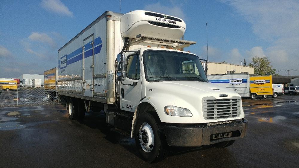 Reefer Truck-Light and Medium Duty Trucks-Freightliner-2012-M2-EDMONTON-AB-390,632 km-$45,000
