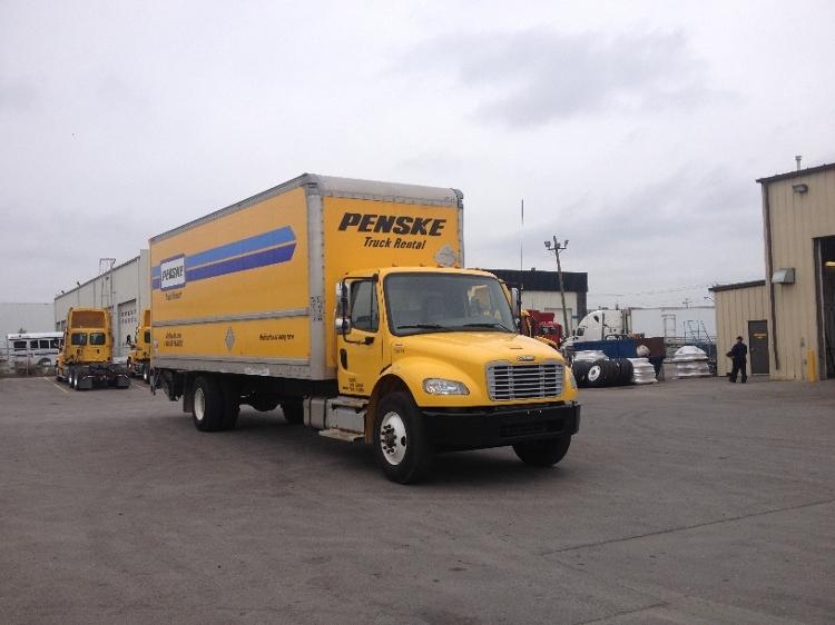 Medium Duty Box Truck-Light and Medium Duty Trucks-Freightliner-2012-M2-CALGARY-AB-209,460 km-$49,500
