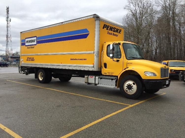 Medium Duty Box Truck-Light and Medium Duty Trucks-Freightliner-2012-M2-DELTA-BC-123,742 km-$51,250