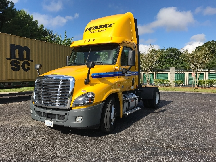 Day Cab Tractor-Heavy Duty Tractors-Freightliner-2013-Cascadia 12542ST-MEBANE-NC-269,610 miles-$47,500