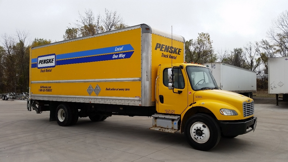 Medium Duty Box Truck-Light and Medium Duty Trucks-Freightliner-2013-M2-OMAHA-NE-221,796 miles-$37,000