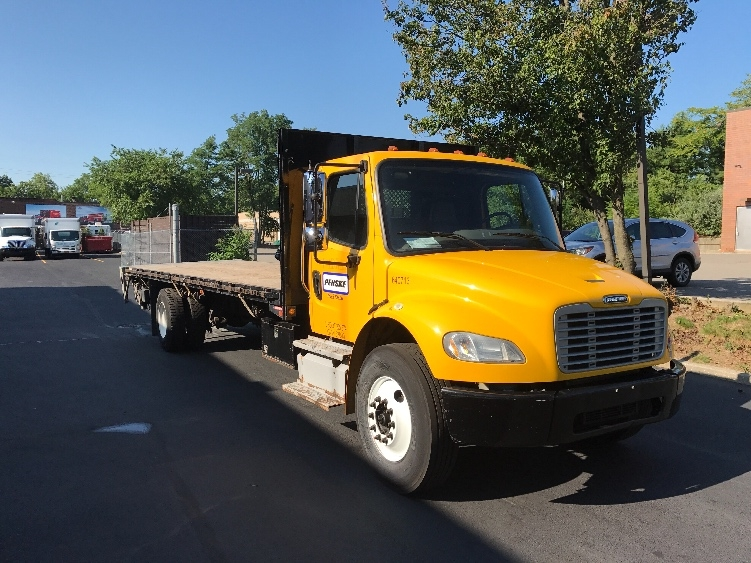 Flatbed Truck-Specialized Equipment-Freightliner-2013-M2-WEST BABYLON-NY-82,717 miles-$47,250