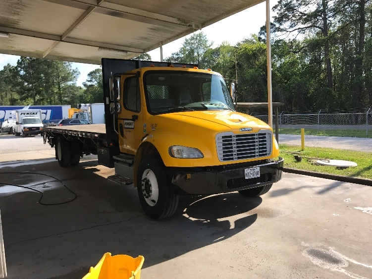 Flatbed Truck-Light and Medium Duty Trucks-Freightliner-2013-M2-MOBILE-AL-176,124 miles-$40,500