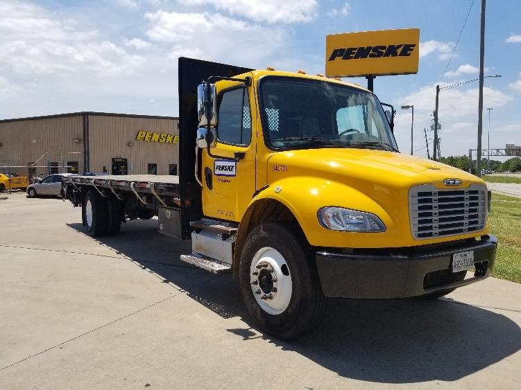 Flatbed Truck-Light and Medium Duty Trucks-Freightliner-2013-M2-HOUSTON-TX-188,418 miles-$43,000
