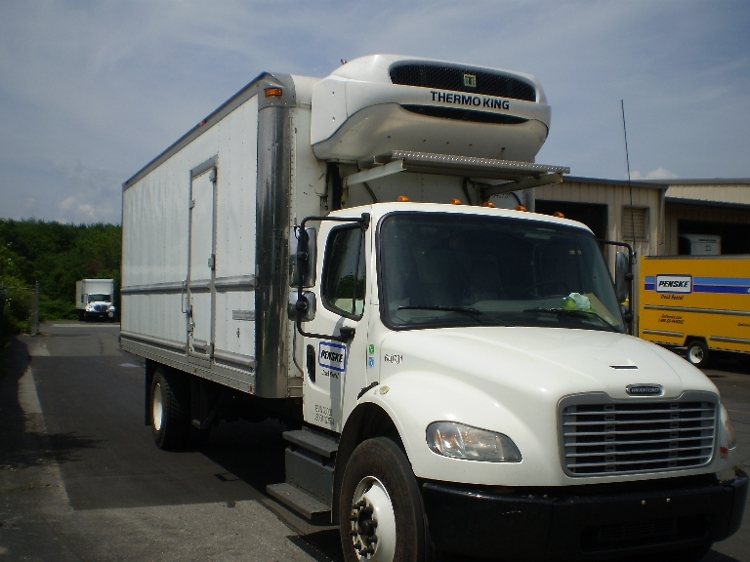 Reefer Truck-Light and Medium Duty Trucks-Freightliner-2013-M2-SCARBOROUGH-ME-127,030 miles-$51,500