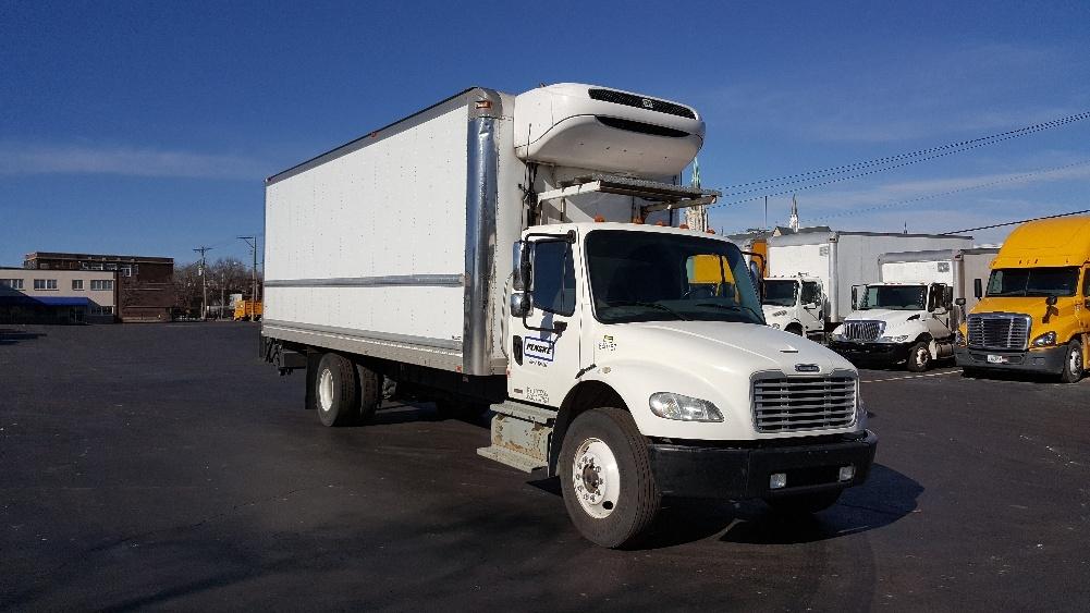 Reefer Truck-Light and Medium Duty Trucks-Freightliner-2013-M2-ERLANGER-KY-217,856 miles-$42,750
