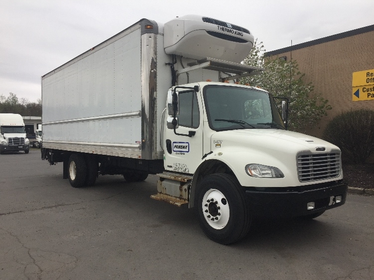 Reefer Truck-Light and Medium Duty Trucks-Freightliner-2013-M2-HARRISBURG-PA-210,153 miles-$43,000
