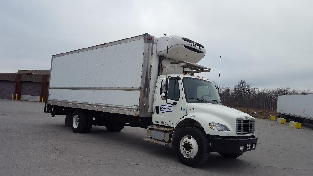 Reefer Truck-Light and Medium Duty Trucks-Freightliner-2013-M2-OAKWOOD VILLAGE-OH-155,378 miles-$54,500