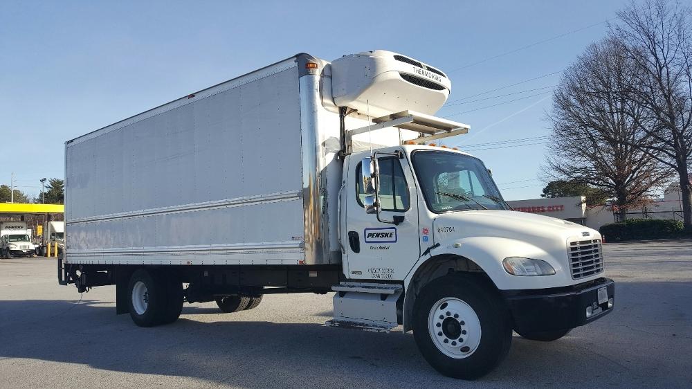 Reefer Truck-Light and Medium Duty Trucks-Freightliner-2013-M2-ATLANTA-GA-231,448 miles-$48,250