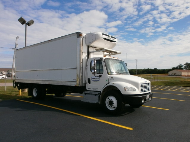 Reefer Truck-Light and Medium Duty Trucks-Freightliner-2013-M2-INDIANAPOLIS-IN-280,829 miles-$34,750