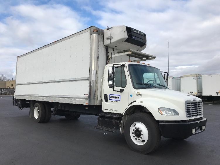 Reefer Truck-Light and Medium Duty Trucks-Freightliner-2013-M2-WARREN-MI-255,251 miles-$43,750
