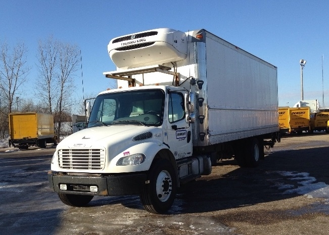 Reefer Truck-Light and Medium Duty Trucks-Freightliner-2013-M2-ROSEVILLE-MN-222,519 miles-$39,750