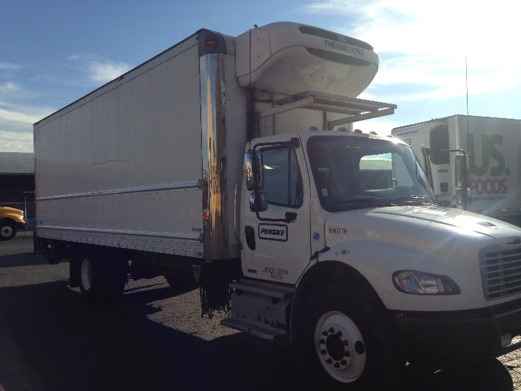 Reefer Truck-Light and Medium Duty Trucks-Freightliner-2013-M2-TACOMA-WA-285,667 miles-$27,750
