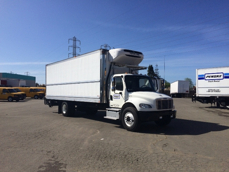 Reefer Truck-Light and Medium Duty Trucks-Freightliner-2013-M2-KENT-WA-246,207 miles-$40,500