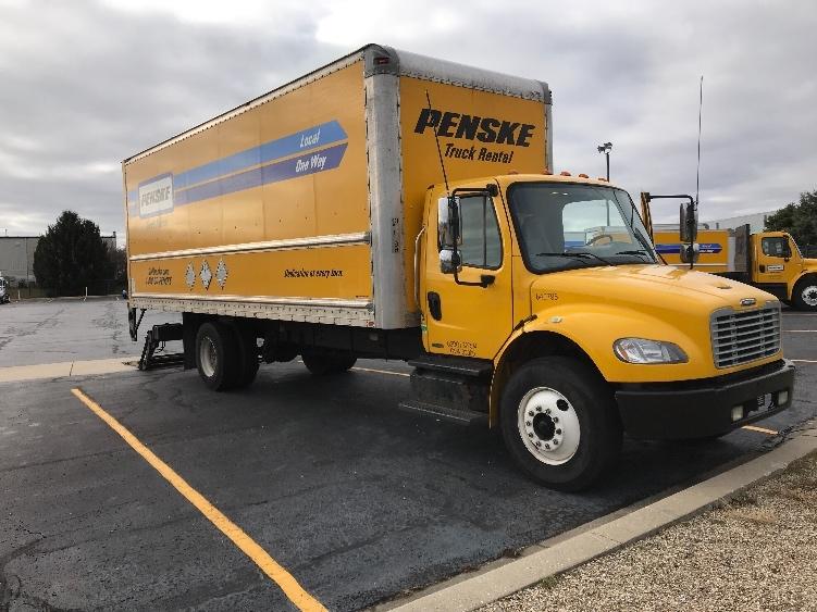 Medium Duty Box Truck-Light and Medium Duty Trucks-Freightliner-2013-M2-ELKHART-IN-200,574 miles-$35,750