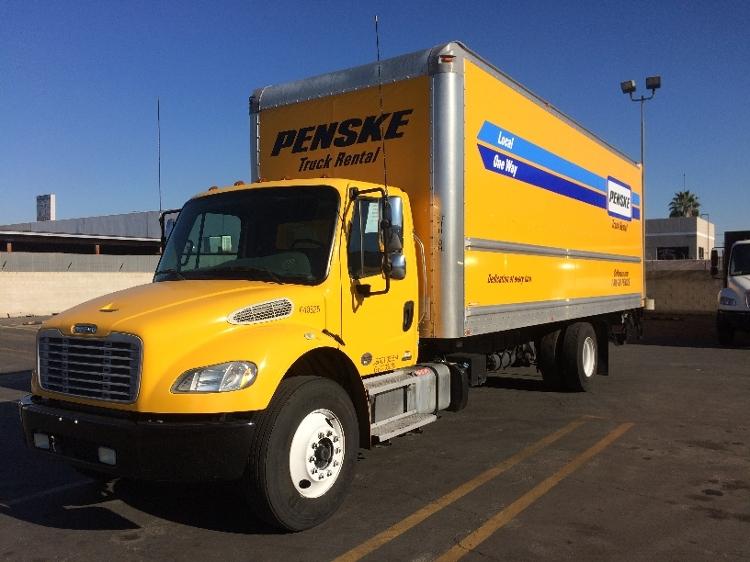Medium Duty Box Truck-Light and Medium Duty Trucks-Freightliner-2013-M2-LAS VEGAS-NV-158,479 miles-$41,000