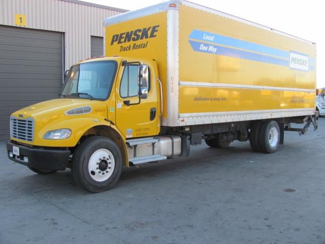 Medium Duty Box Truck-Light and Medium Duty Trucks-Freightliner-2013-M2-OMAHA-NE-260,061 miles-$26,000