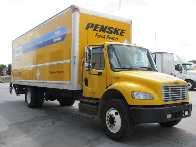Medium Duty Box Truck-Light and Medium Duty Trucks-Freightliner-2013-M2-OMAHA-NE-193,300 miles-$39,500
