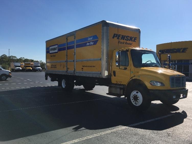 Medium Duty Box Truck-Light and Medium Duty Trucks-Freightliner-2013-M2-WATERBURY-CT-217,437 miles-$32,000
