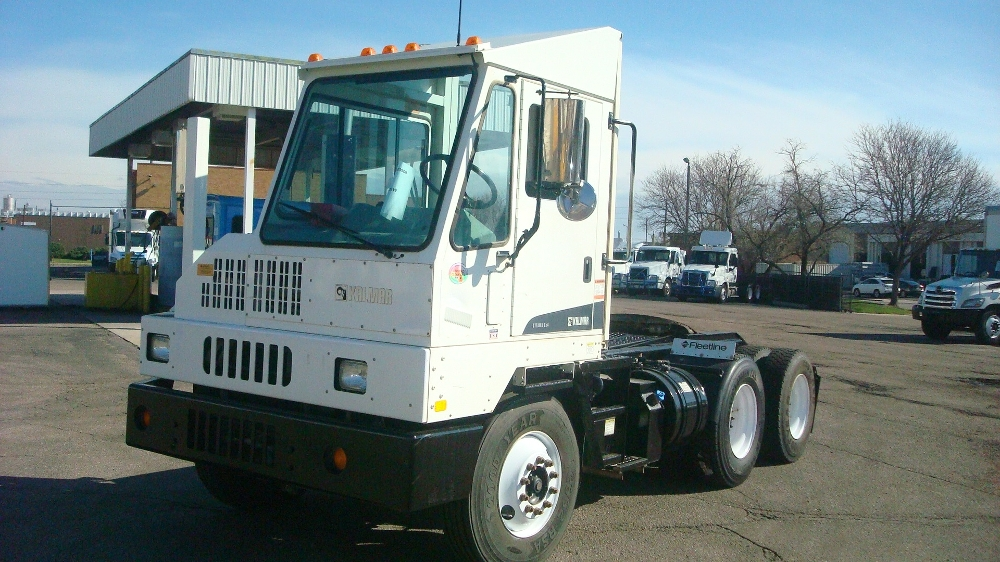 Yard Truck-Heavy Duty Tractors-Ottawa-2012-YT60-FORT COLLINS-CO-137,863 miles-$69,000