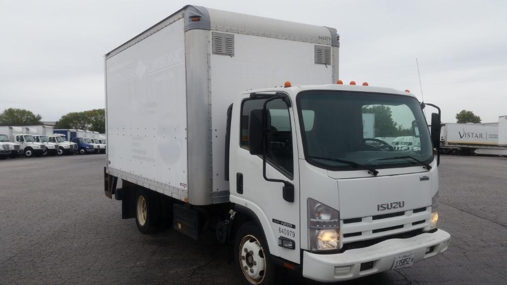 Medium Duty Box Truck-Light and Medium Duty Trucks-Isuzu-2012-NRR-EARTH CITY-MO-94,820 miles-$21,500