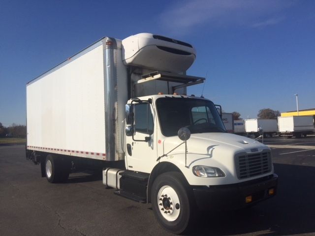 Reefer Truck-Light and Medium Duty Trucks-Freightliner-2012-M2-KING OF PRUSSIA-PA-272,191 miles-$29,750
