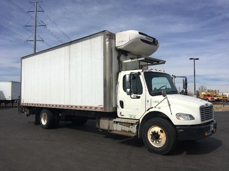 Reefer Truck-Light and Medium Duty Trucks-Freightliner-2012-M2-AURORA-CO-328,675 miles-$22,250