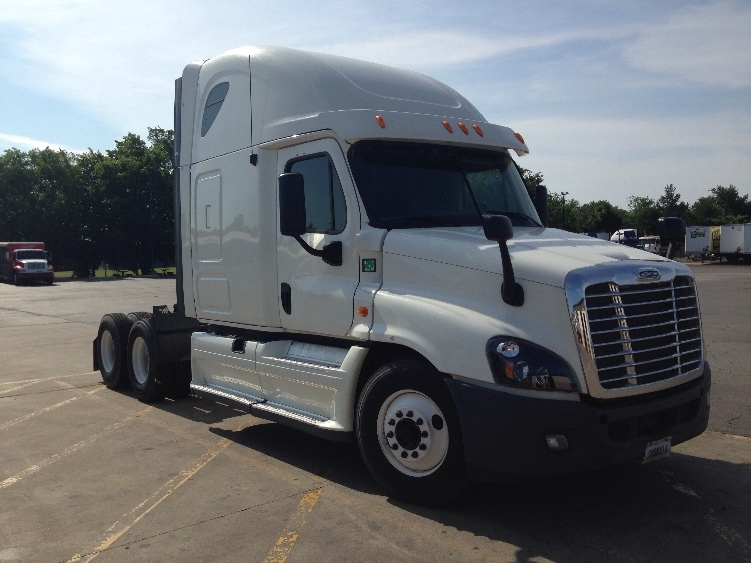 Sleeper Tractor-Heavy Duty Tractors-Freightliner-2013-Cascadia 12564ST-LOWELL-AR-603,081 miles-$39,750