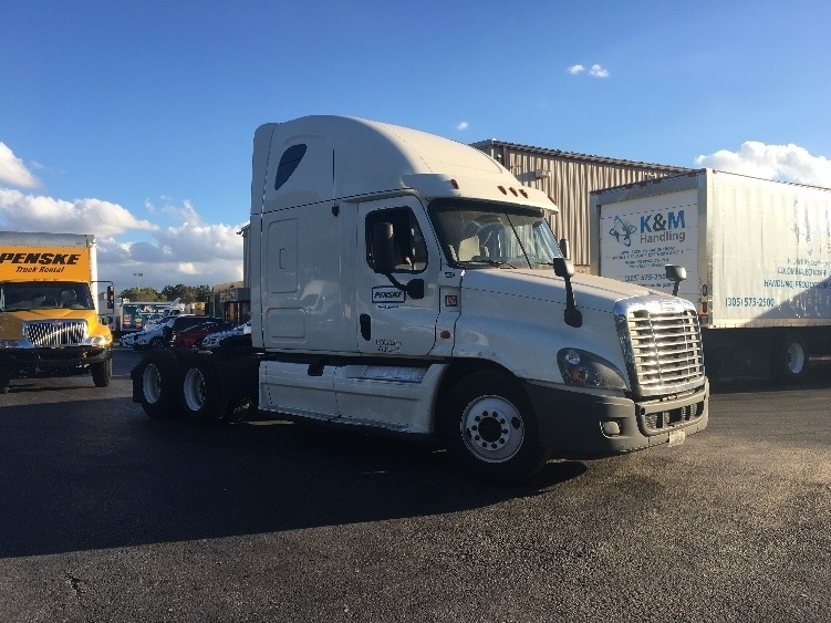 Sleeper Tractor-Heavy Duty Tractors-Freightliner-2013-Cascadia 12564ST-EAST LIBERTY-OH-707,722 miles-$34,250