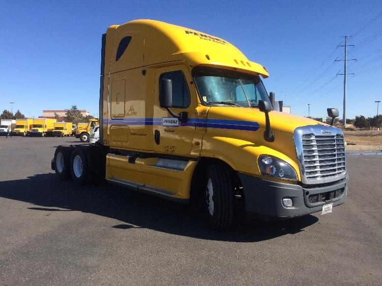 Sleeper Tractor-Heavy Duty Tractors-Freightliner-2013-Cascadia 12564ST-AURORA-CO-502,032 miles-$48,250