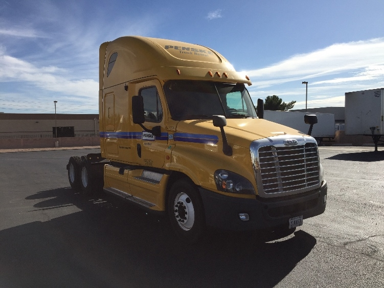 Sleeper Tractor-Heavy Duty Tractors-Freightliner-2013-Cascadia 12564ST-TEMPE-AZ-479,239 miles-$48,500