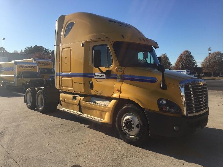 Sleeper Tractor-Heavy Duty Tractors-Freightliner-2013-Cascadia 12564ST-ASHLAND-VA-506,287 miles-$48,000