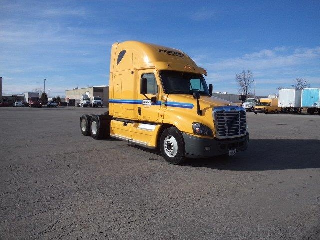 Sleeper Tractor-Heavy Duty Tractors-Freightliner-2013-Cascadia 12564ST-JACKSON-MS-534,696 miles-$47,500
